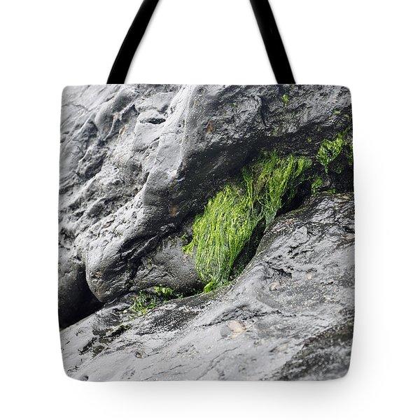 Tote Bag featuring the photograph Tar  by Minnie Lippiatt