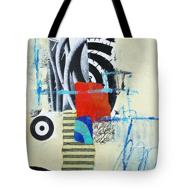 Target Tote Bag by Elena Nosyreva