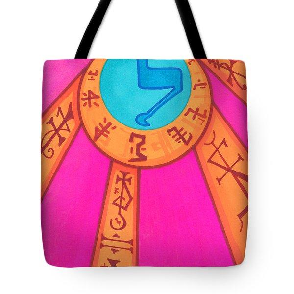 Tarot Card - Eclipse  Tote Bag