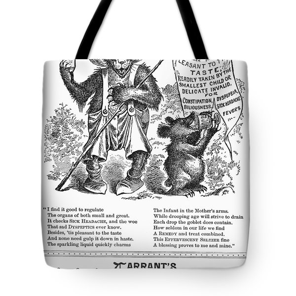 Tarrants Seltzer Aperient Tote Bag by Granger