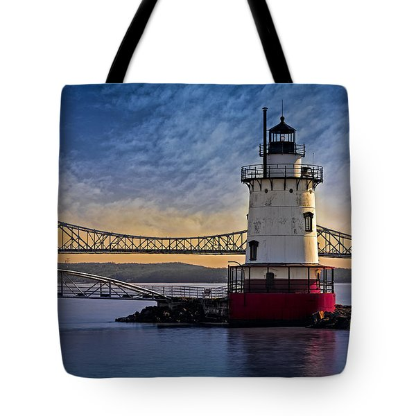 Tarrytown Light Tote Bag