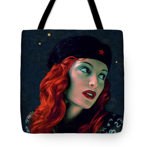 Tasha Tote Bag by Udo Linke