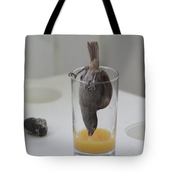 Tasty Juice Tote Bag