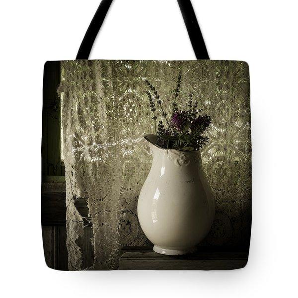 Tattered Tote Bag