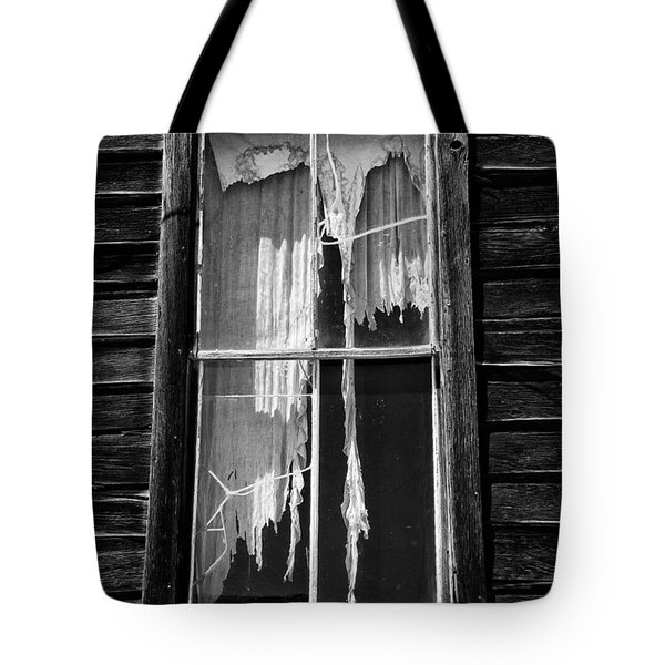 Tattered And Torn Tote Bag by Cat Connor