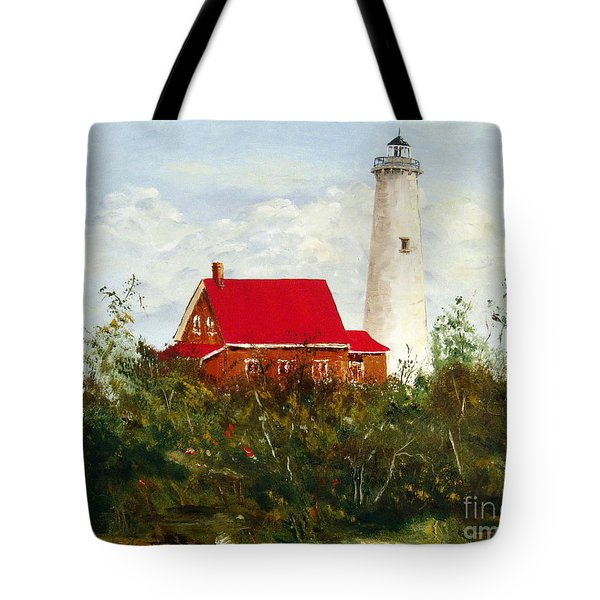 Tawas Tote Bag by Lee Piper
