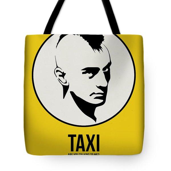Taxi Poster 1 Tote Bag