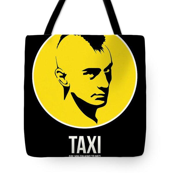 Taxi Poster 2 Tote Bag