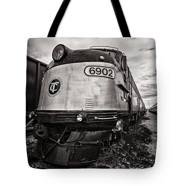 Tc 6902 Tote Bag by CJ Schmit