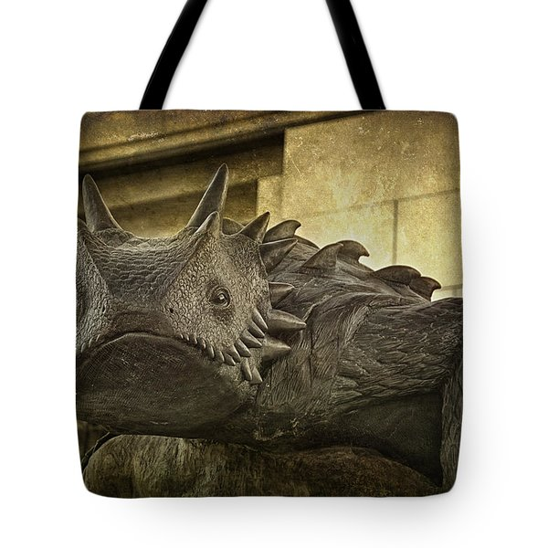 Tcu Horned Frog Tote Bag