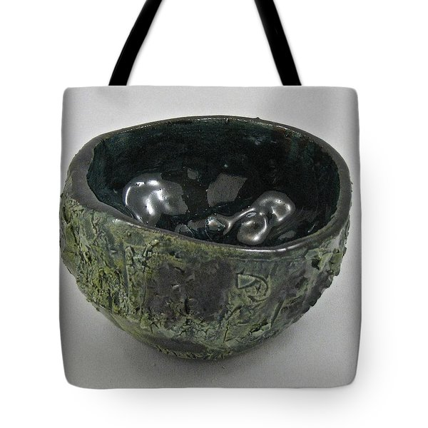 Tea Bowl #5 Tote Bag