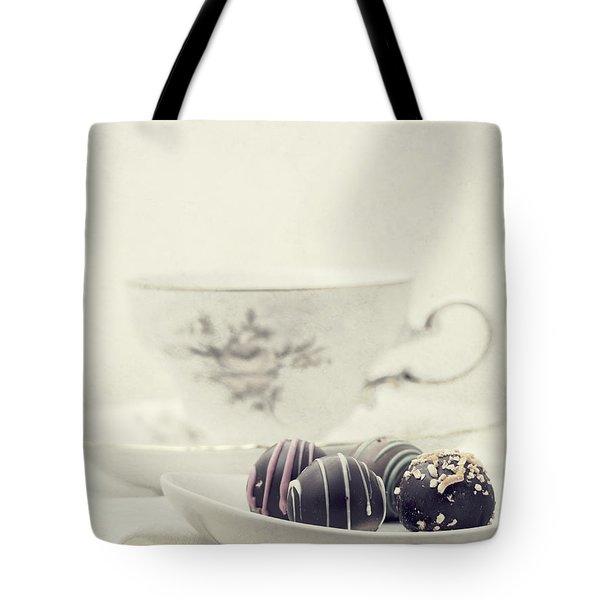 Tea Break Tote Bag