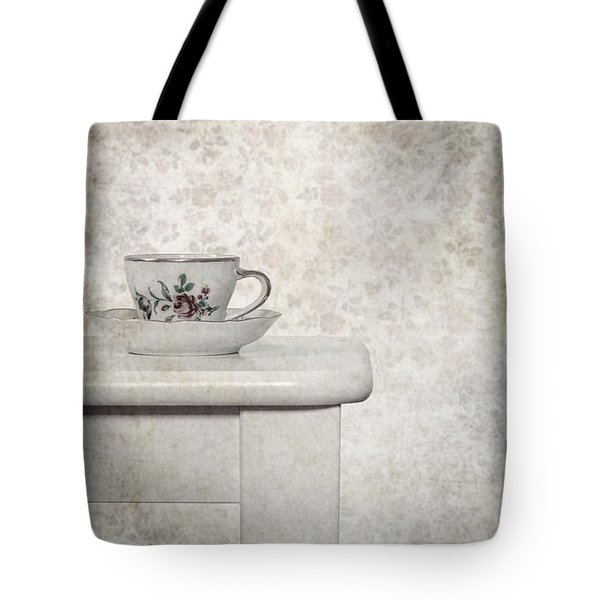 Tea Cup Tote Bag by Joana Kruse