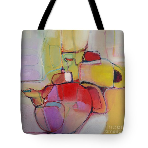 Tea For Two Tote Bag
