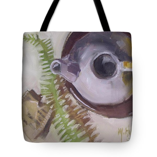 Tea Time Teapot For Afternoon Tea Parties Tote Bag