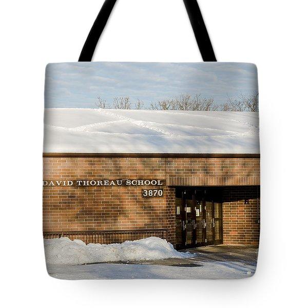 Teach Peace Tote Bag
