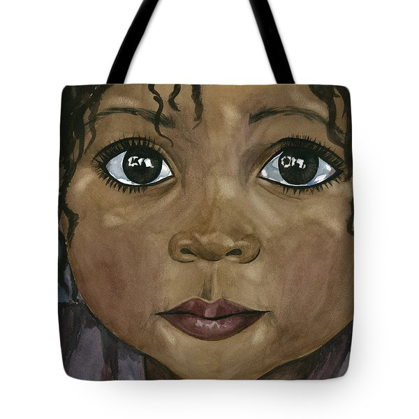 Ebony's Tears Tote Bag