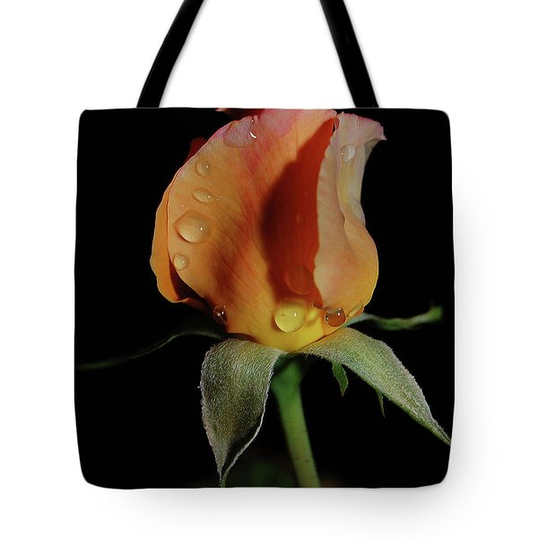 Tears Of Beauty Tote Bag