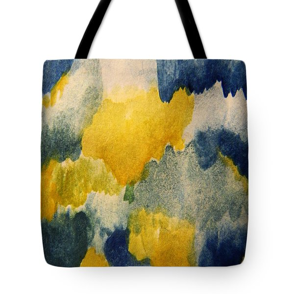 Tears Of Joy Tote Bag by Andrea Anderegg
