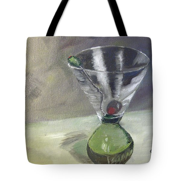 Tee Many Martoonies Tote Bag