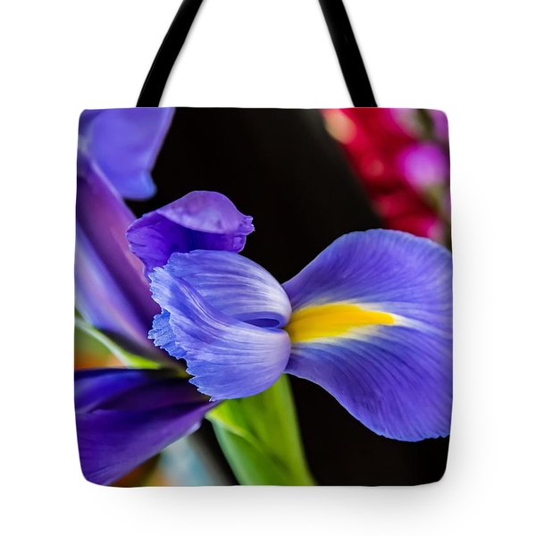 Teenager...a Parable Tote Bag