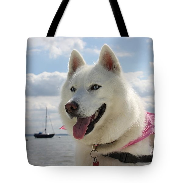 Tote Bag featuring the photograph Tehya by Vicki Spindler