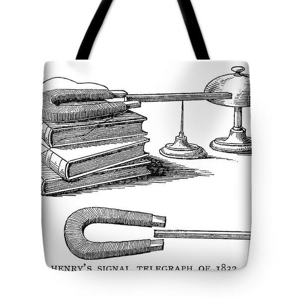 Telegraph, 1832 Tote Bag
