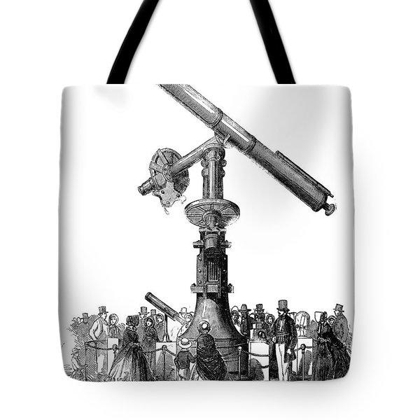 Telescope, 1851 Tote Bag