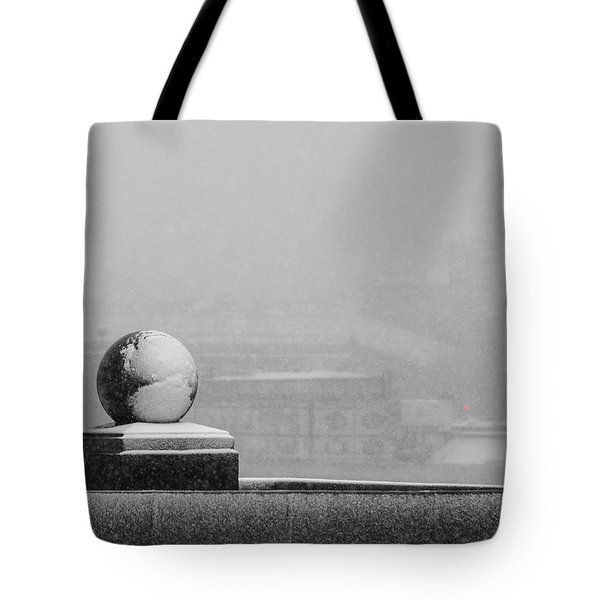 Tempest - Featured 3 Tote Bag by Alexander Senin