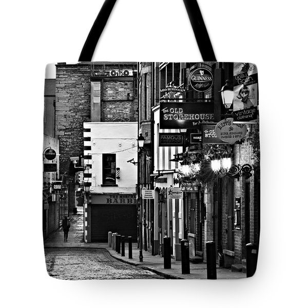 Temple Bar / Dublin Tote Bag