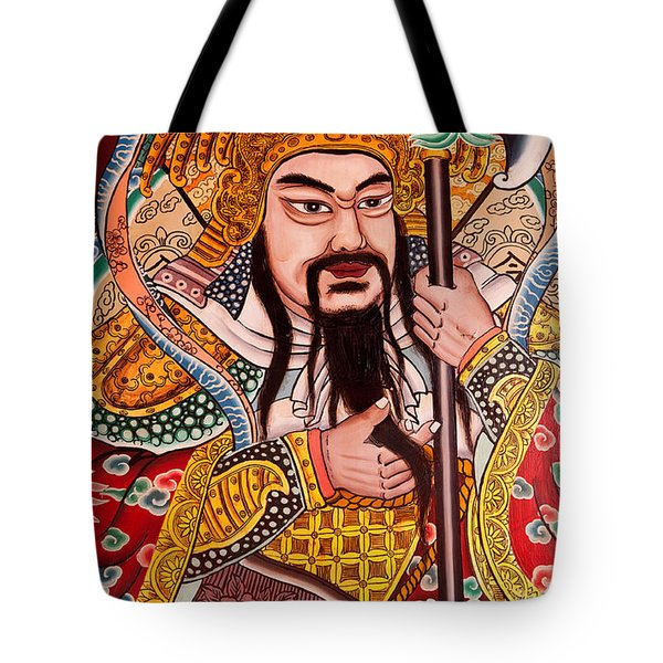 Temple Door 03 Tote Bag