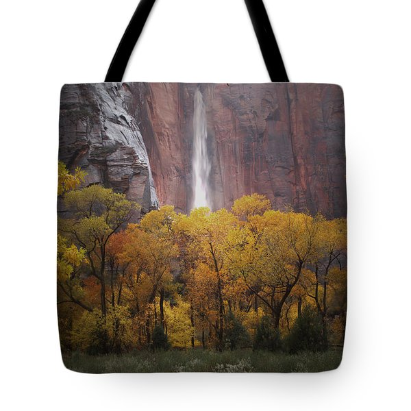 Temple Of Sinewava 1 Tote Bag by Susan Rovira
