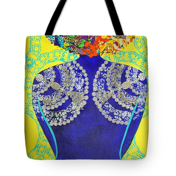 Temple Of The Goddess Eye Vol 3 Tote Bag
