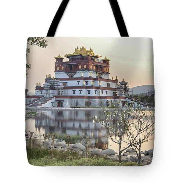 Temple Wuxi China Color Tote Bag