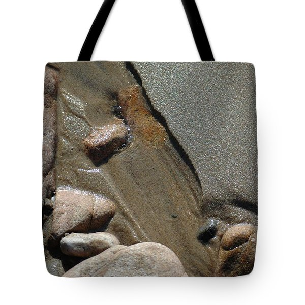 Tote Bag featuring the photograph Temporary Illusion by Christiane Hellner-OBrien