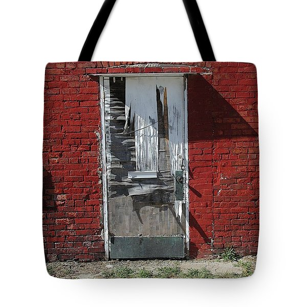 Temporary Tote Bag by Joseph Yarbrough
