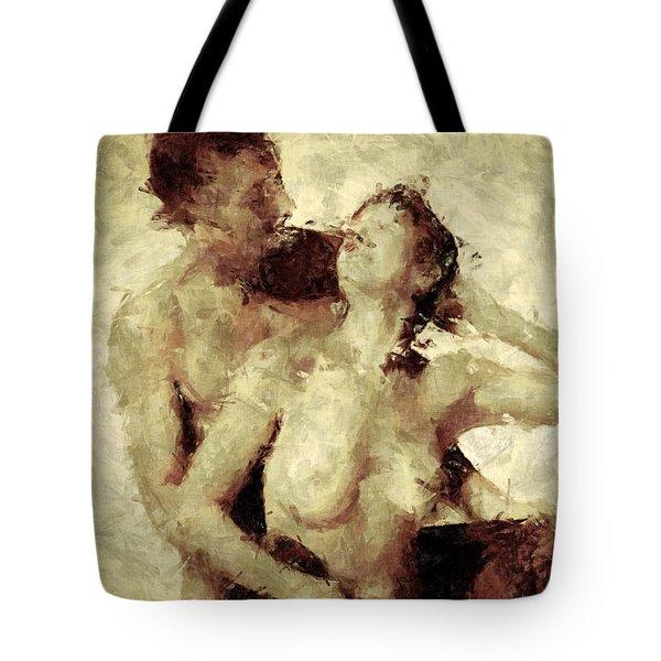 Tempt Me Tote Bag