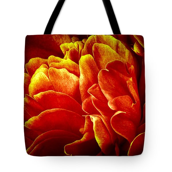 Temptation Tote Bag by Darlene Kwiatkowski