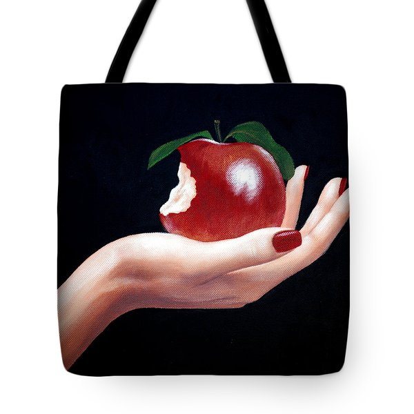 Temptation I Tote Bag