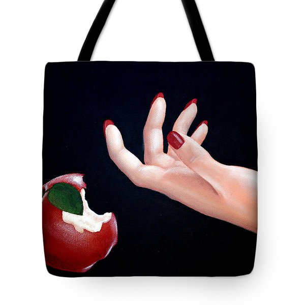 Temptation II Tote Bag