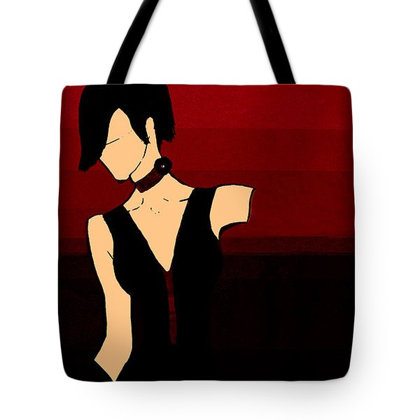 Temptress Tote Bag