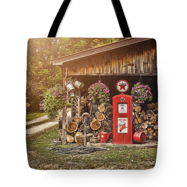 Ten Cents A Gallon Tote Bag