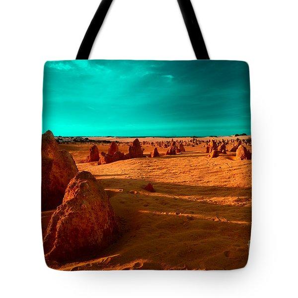 Ten Thousand Years Tote Bag