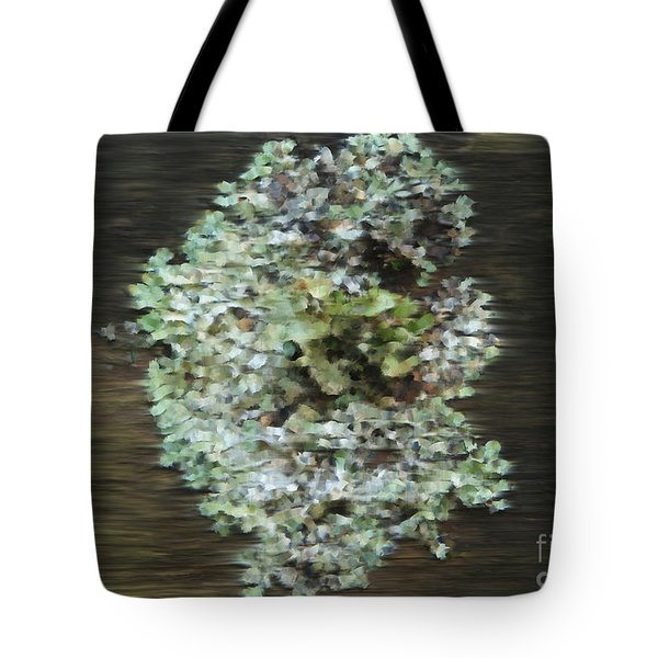 Tenacity Tote Bag by Michelle Twohig