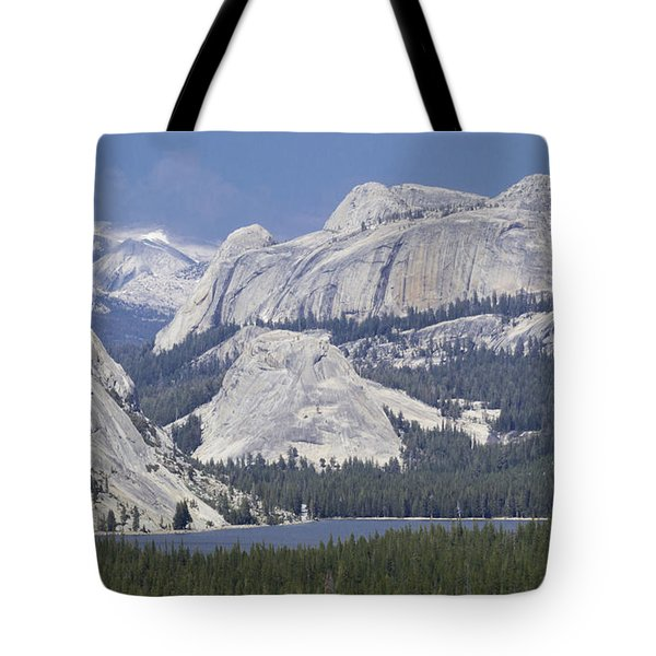 Tenaya Lake Grandeur Tote Bag