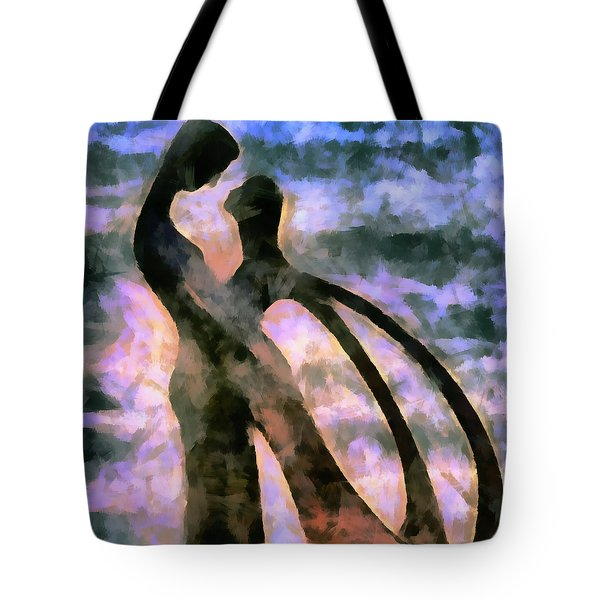 Tender Are The Words They Choose Tote Bag