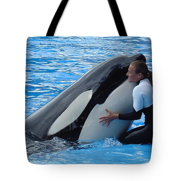 Tote Bag featuring the photograph Tender by David Nicholls