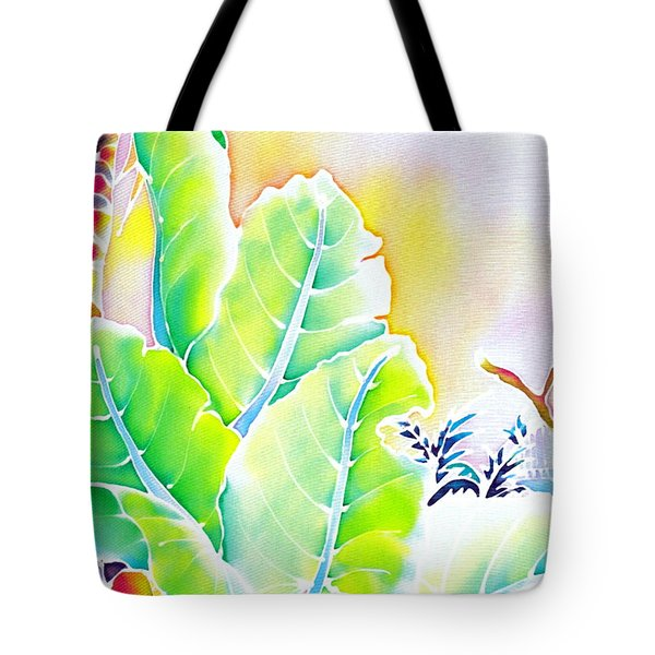Tender Evening Tote Bag