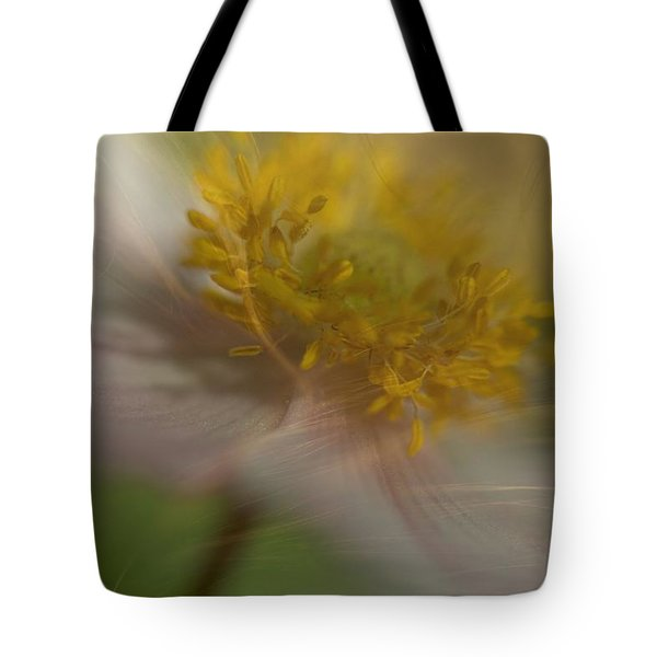 Tender Moment Tote Bag