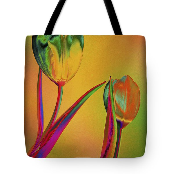 Tender Touch Tote Bag